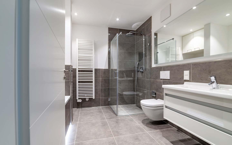 Badsanierung Hamburg, komplettes Badezimmer