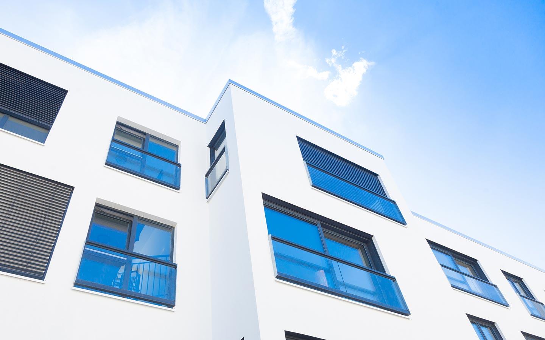 Fertige Fassadensanierung Hamburg