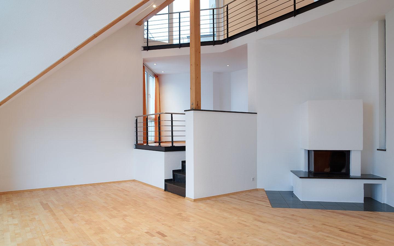 Renovierung Hamburg, Wohnung