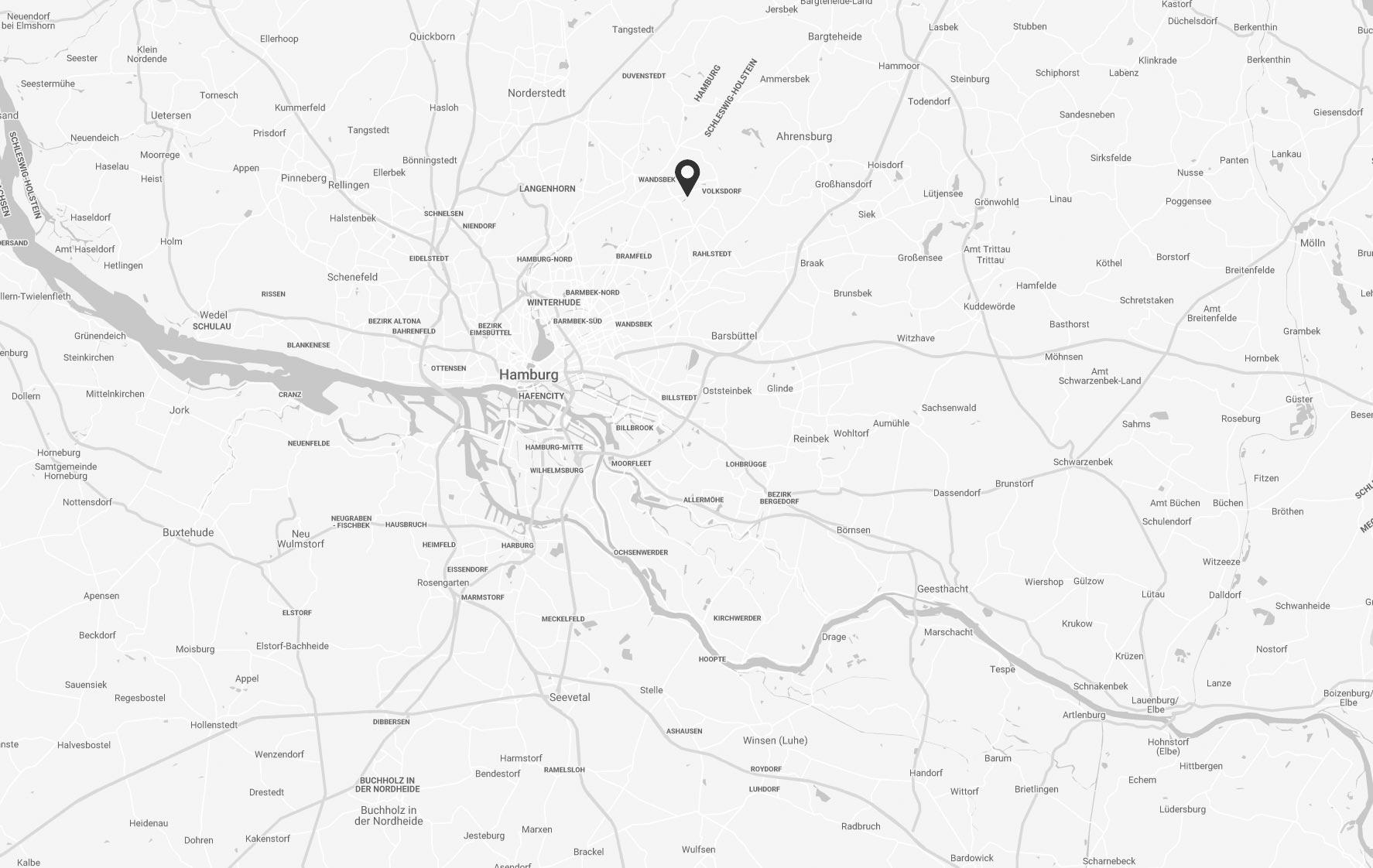 Karte Saseler Bogen 3